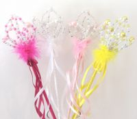Beaded Princess Wand