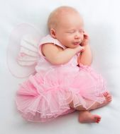 SET - Sparkle Tutu Pants & Singlet - Vintage Rose